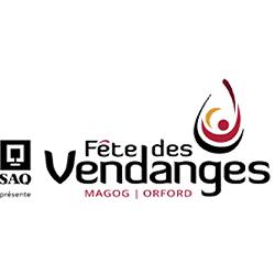 Logo Fête des vendanges - Magog - Orford