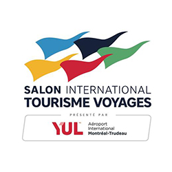 Logo Salon international tourisme voyages